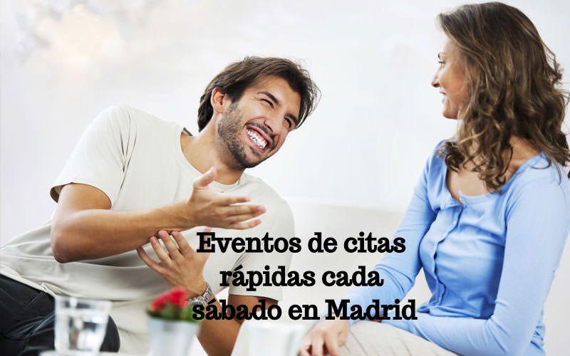 encuentra el amor y la amistad  en citas rápidas en Madrid. Prueba el speed dating